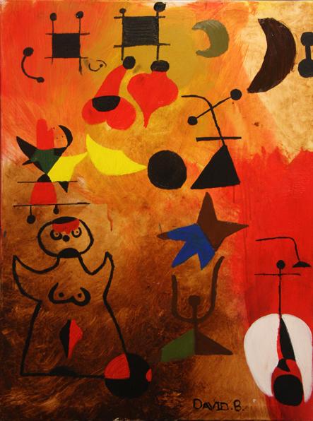 """""""A Miró"""""""