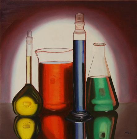 Colores en el Laboratorio