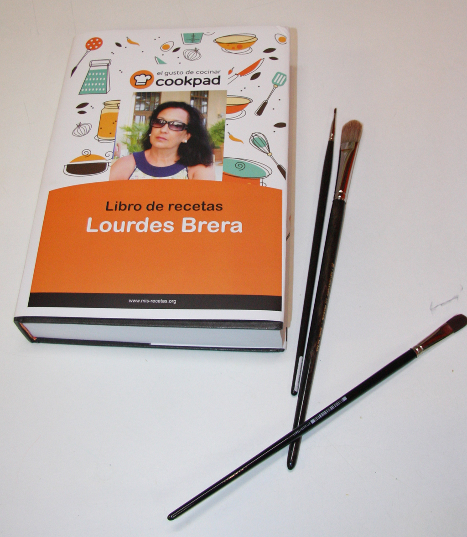 Libro de Lourdes Brera