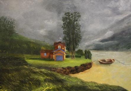 La casa del lago